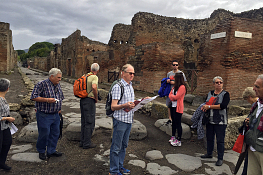 Pompeii Guided Tour