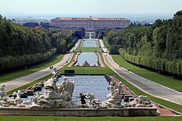 Royal Palace and Gardens of Caserta